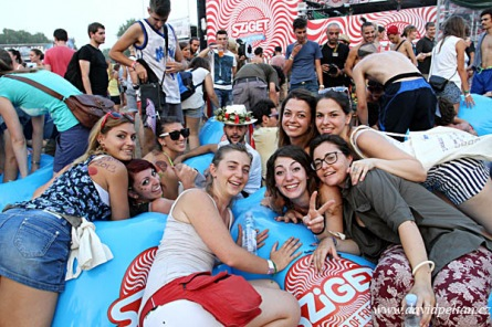 Sziget festival 2014 zahájil předprodej levnějších vstupenek