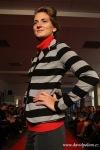 O módní přehlídku ve Studiu Grand byl veliký zajem, konala se proto dvakrát