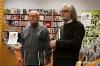Václav Vokolek pokřtil padesátou knihu. Lovce záhad vysílá také na jih Čech