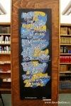 Táňa Svatošová zahájila výstavu Textů a znaků, chystá se však opět na jih Čech