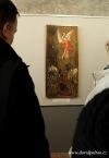 V Husitském muzeu v Táboře můžete potkat anděly na každém rohu
