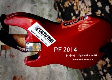 PF 2014: Děkujeme všem a pokud to půjde, žijte kulturně také v roce 2014!
