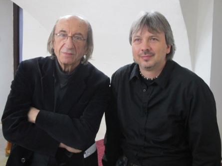 Ve Šmidingerově knihovně ve Strakonicích zazněl Václav Hrabě i Allen Ginsberg