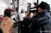 Blanicko-čekanický masopust navštívila Smrt, Česká televize i prezident
