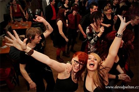 Punkový ples potřetí. Trhal rekordy