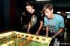 Taboard Indoor Festival: Stolní fotbálek ovládla Nikol a Dan