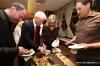 Táborský festival vína: Ladislav Špaček učil lidi stolovat. Degustovala se i káva