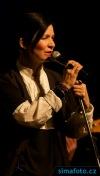 Anna K. se svým speciálním koncertem naplnila budějovickou Metropol