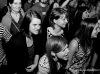 Téměř neslyšícího Káju přišlo do Milenia podpořit pět kapel a 360 návštěvníků