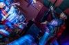 Vladimír 518 vystoupil s kapelou v Café klubu Slavie. Bylo totálně narváno!