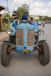 Pátý ročník boršovského kochání historických vozidel. Od Porsche po Velorex