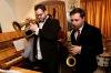 Lukáš Oravec si do Jazz Gallery Charley přivezl kvintet. Šťavnaté jazzové menu