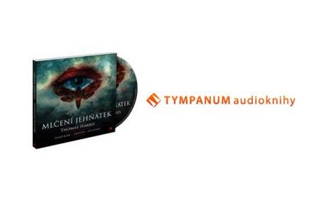 Mlčení jehňátek vyšlo jako audiokniha. Nelze nedat sto procent