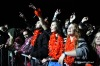Budějovický majáles 2014: Lidé si zkusili dirigovat orchestr, nepřišli ani o Dark Side
