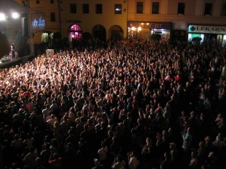 Festival Dotkni se Písku je letos našlapaný! Přináší rock, pop, alternativu i adrenalin