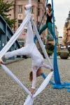 Do Českých Budějovic se vracejí pouliční umělci. A přijede Baumaxa i Garage