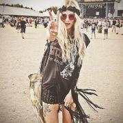 Léto. Sluníčko. Koktejly. Letní festivaly! Tak přitom buďte fashion!