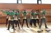 Taneční exhibice skupiny NRG crew slavila úspěch. Lidi zvedla ze židlí
