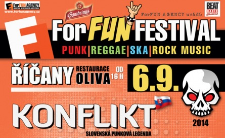 ForFUN festival: Baví nás, když se lidi baví