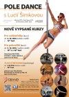 Studio Grand nabízí taneční, nové cvičební kurzy a workshopy i pole dance s mistryní ČR