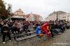 Táborská setkání 2014: Ráno se vyznamenali hasiči, odpoledne se porvali rytíři