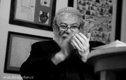 Tabook 2014 - den první: Festival zahájil Chaim Cigan. Nebo Karol Sidon?
