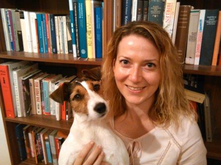 Radka Slouková: Jako malá jsem nechtěla číst