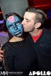 Na Halloween zavítal do Apolla hojný počet návštěvníků i sám Dracula