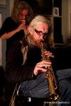 Večer s kvalitní hudbou zajistili Prázdné hory s Vráťou Brabencem z Plastic People
