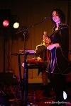 Elisabeth Lohninger uhranula publikum zpěvem, Phishbacher trio hrou