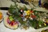 V tombole rybářského plesu byla andulka, sumec i selátko