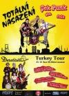 Totální nasazení zahájí 25.koncertní sezónu tureckým turné