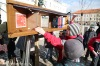 Zrekonstruované náměstí v Táboře má svou knihobudku. Hned se v ní zabydlely knihy