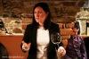 Táborský festival vína: Pavel Springer půjčil klíč od vinařství, jedl se zmijovec jedovatý