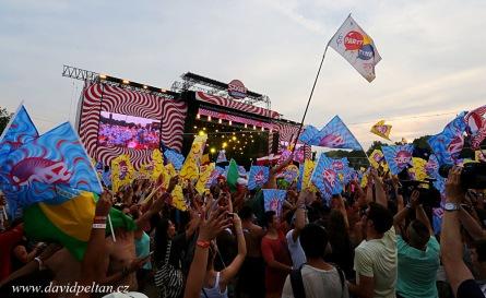 Pojedou jihočeští Vees na Sziget festival?