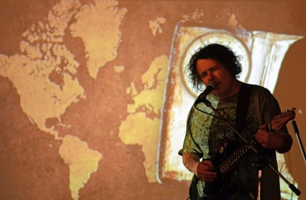 Klášter Milevsko chystá rockový koncert s projekcí