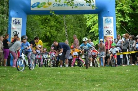 Slavata Triatlon Tour 2015: Být jiný neznamená být špatný