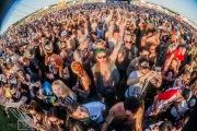 Mighty Sounds 2015: Návštěvníky rozehřívaly tropické teploty i skvělé kapely