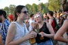 Sziget festival 2015: Květinová divoženka Florence a písničky u táboráku