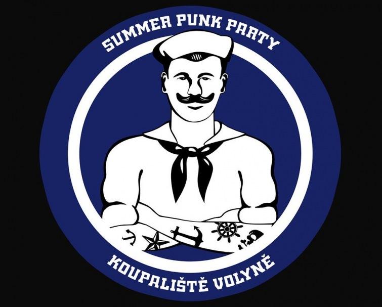 Summer punk party rozezní prvorepublikovou plovárnu ve Volyni už počtvrté