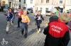 Táborské slavnosti začaly nebezpečnými setkáními a Během Starým městem