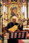 Třeboň se loučila s létem a zesnulým malířem Tomášem Paulem