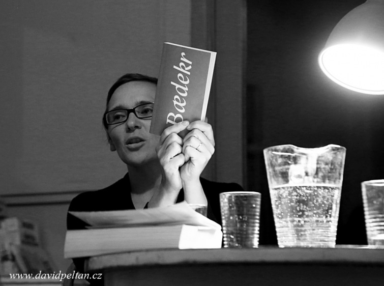 Tereza Horváthová: Na Tabooku 2015 potkáte hybatele malých i velkých dějů