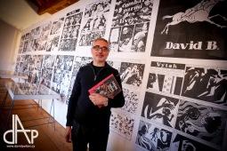 Tabook 2015: Čtení, výstavy, divadla. Večer zakončil hip hop a tanečky