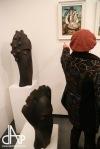 Budějovický spolek umělců Hortensia vystavuje v Táboře díla z Bretaně