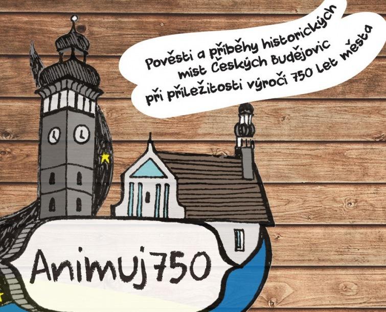 České Budějovice dostanou k narozeninám svůj vlastní animák