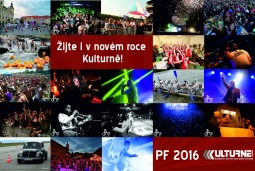 Tak my vám i sobě tedy děkujeme a přejeme...PF 2016!