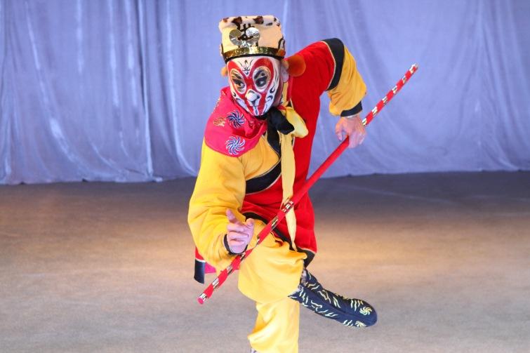 Mytický Opičí král přivítá na festivalu Songfest rok Opice. Na jihu bude jedno poprvé