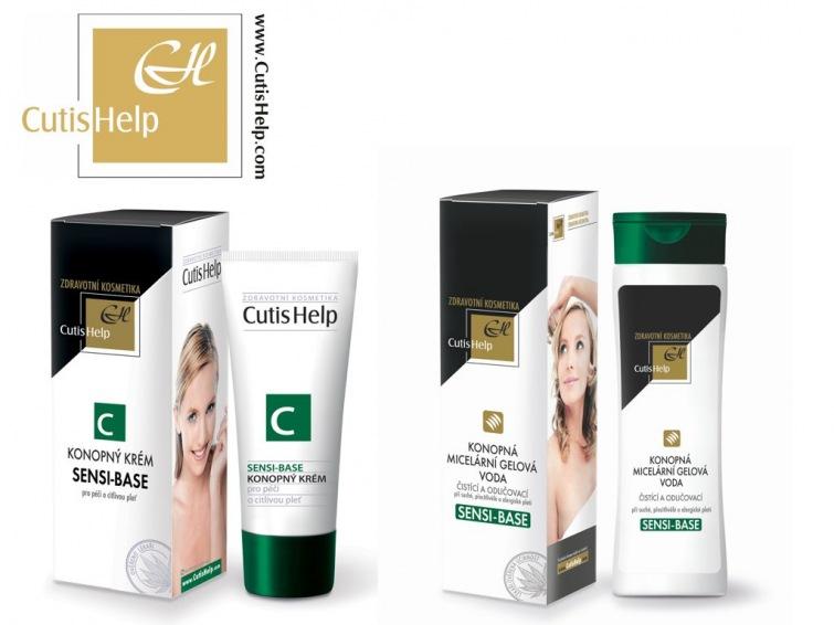 Soutěž o konopnou kosmetiku CutisHelp pro péči o pleť v zimě