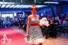 Punkerova nevěsta z Budějovic vyhrála kadeřnickou soutěž